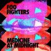 """FOO FIGHTERS MEDICINE AT MIDNIGHT Black Vinyl 12"""" винил"""