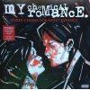 "MY CHEMICAL ROMANCE THREE CHEERS FOR SWEET REVENGE Black Vinyl 12"" винил"